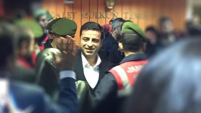 Selahattin Demirtaş'ın tutukluluğunun devamı istendi