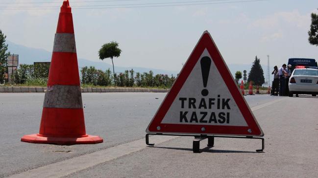 Antalya'da trafik kazası: 4 ölü