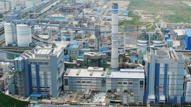 Güney Kore'de termik santralde çıkan yangında 1 kişi öldü