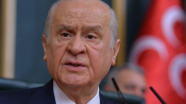 MHP Genel Başkanı Bahçeli: Döktüğünüz şehit kanlarında boğulacaksınız