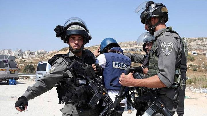 UMED'ten Filistinli Gazeteciler için yardım çağrısında bulundu