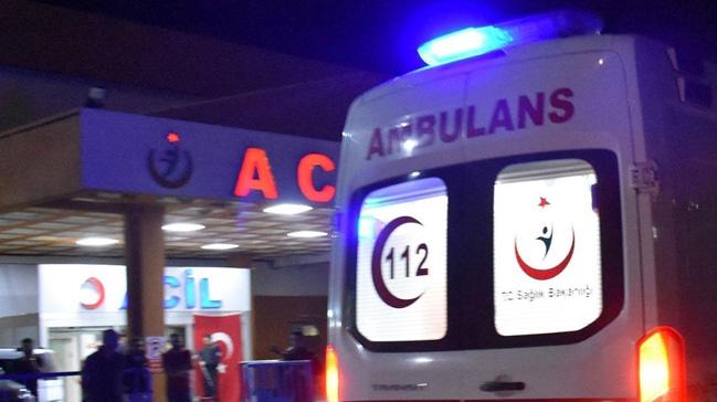 Adıyaman'da 2 yaşındaki çocuk 6'ncı kattan düşerek öldü