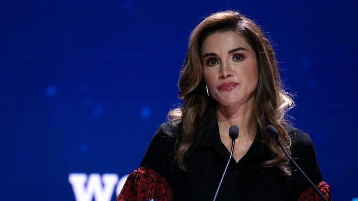 Ürdün Kraliçesi Rania El Abdullah: Korumaya çalıştığımız masumiyet için savaşmalıyız