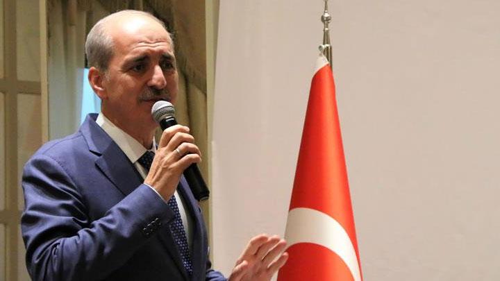 AK Parti Genel Başkanvekili Kurtulmuş: Yeni Türkiye sözleşmesine ihtiyaç var