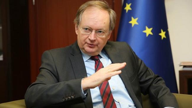 AB Türkiye Delegasyonu Başkanı Berger: Türkiye, kültürel mirasın korunması konusunda başarılı