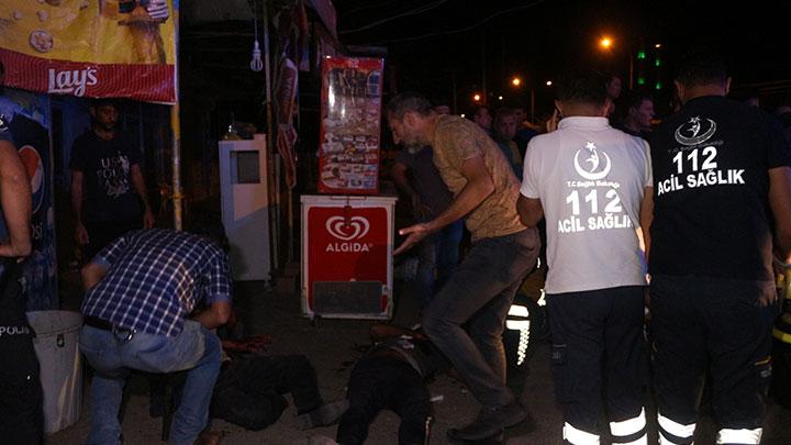 Adıyaman'da silahlı kavga: 11 yaralı