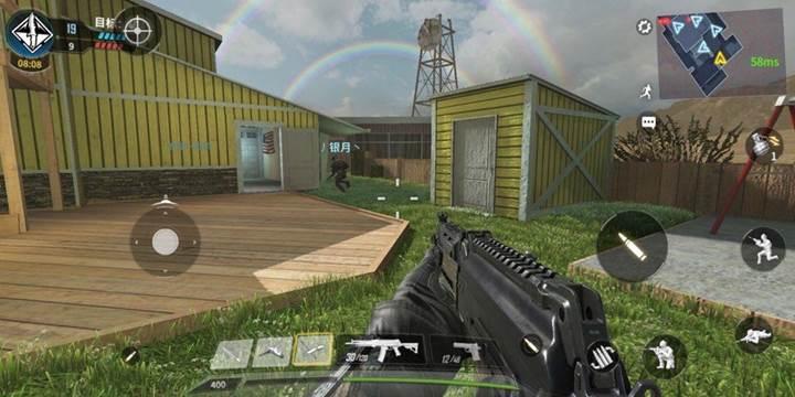 PUBG ve Fortnite'a rakip olacak Call of Duty mobile'dan ilk oyun içi görüntüler geldi