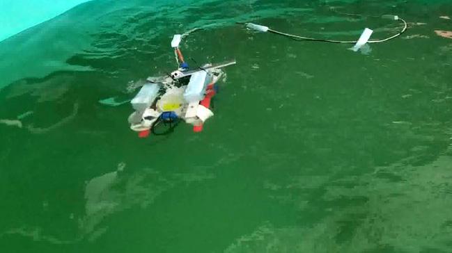 Su altı drone'u ile Teknofest'te birinci oldular, hedefleri savunma sanayi