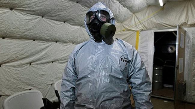Rusya'nın 'kimyasal test' iddiasını Gürcistan yalanladı