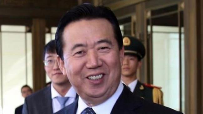 INTERPOL Başkanı Meng kayıp