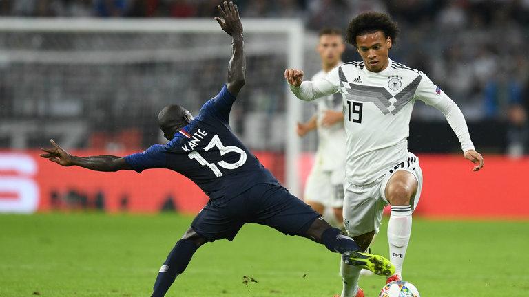 Fransa Almanya maçı izle Uluslar Ligi Fransa Almanya canlı yayın