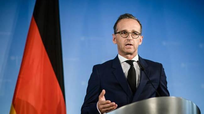 Alman Dışişleri Bakanı Maas, Suudi Arabistan ziyaretini askıya aldı