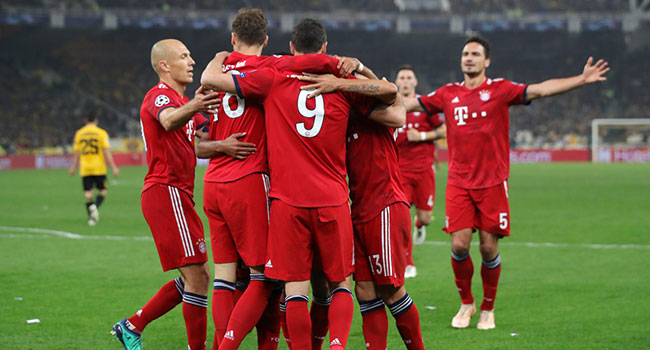 Bayern Münih 2 dakikada fişi çekti