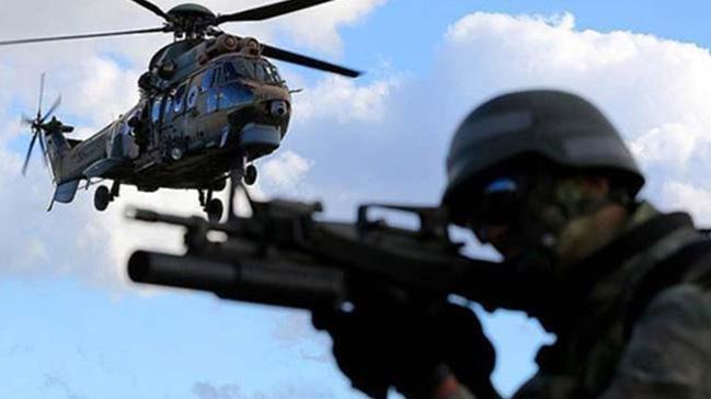 Milli Savunma Bakanlığı: 2-8 Kasım tarihleri arasında 17 terörist etkisiz hale getirildi