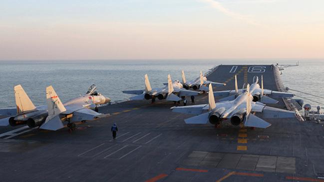 Çin yeni nesil uçak gemisi yapımı için harekete geçti