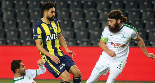 Fenerbahçe kupada moral buldu