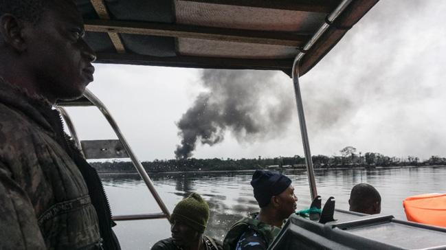 Nijerya'da iki ayda 436 yasa dışı rafineri imha edildi