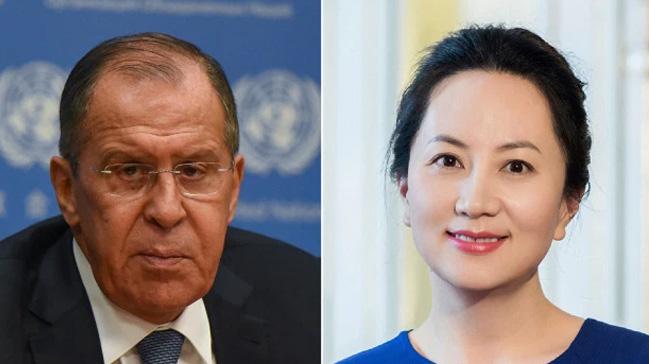 Rusya'dan ABD'ye 'Huawei' eleştirisi