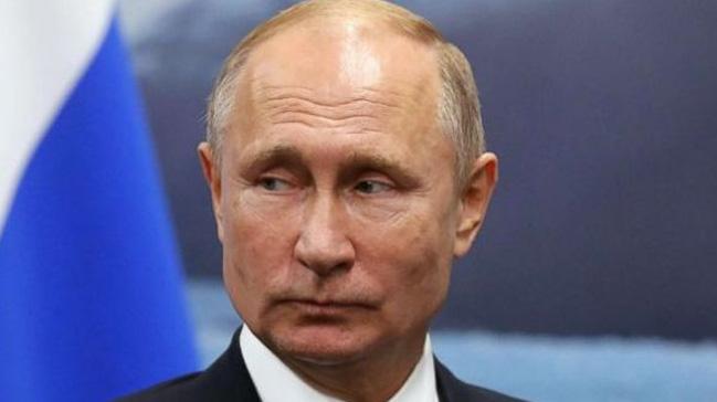 Putin: Güney Avrupa, Yunanistan üzerinden Türk Akımı'na bağlanabilir