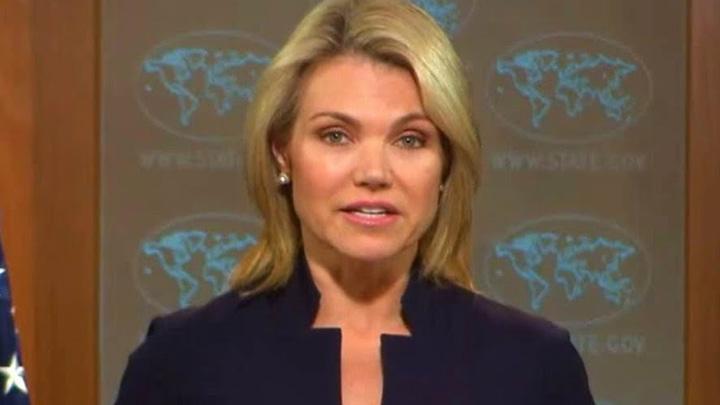Trump,  BM Daimi Temsilciliğine Dışişleri Bakanlığı Sözcüsü Nauert'i aday gösterecek