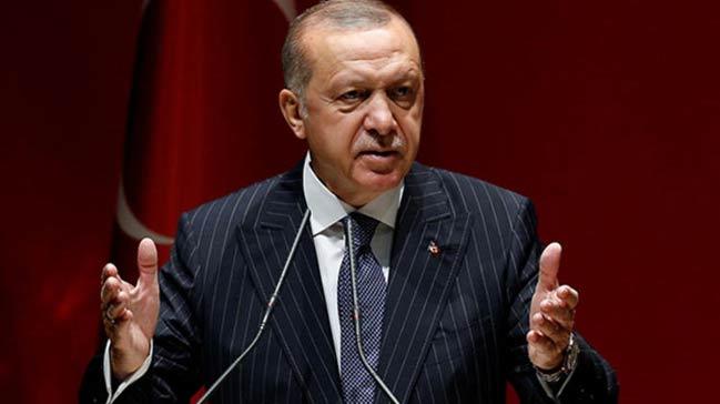 Cumhurbaşkanı Erdoğan: Onların AK Parti çatısı altında yeri yok