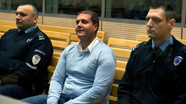 Sırp uyuşturucu baronuna 15 yıl hapis