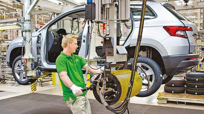 VW Türkiye'ye fabrika açıyor