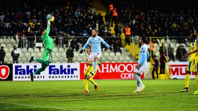 Başakşehir yine 1-0 kazandı!