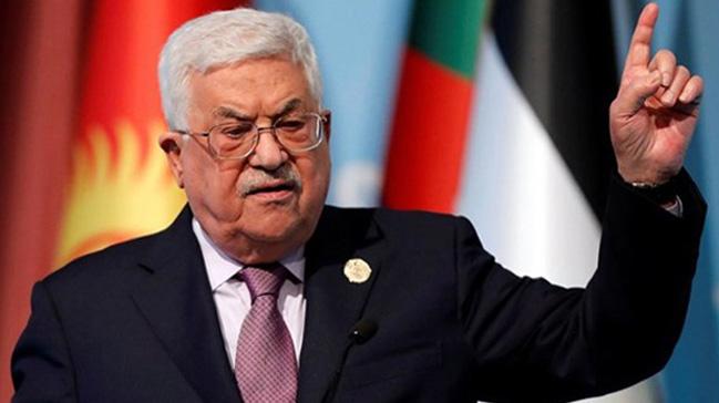 Filistin yönetimi katil israil'e karşı önemli kararlar alma aşamasında