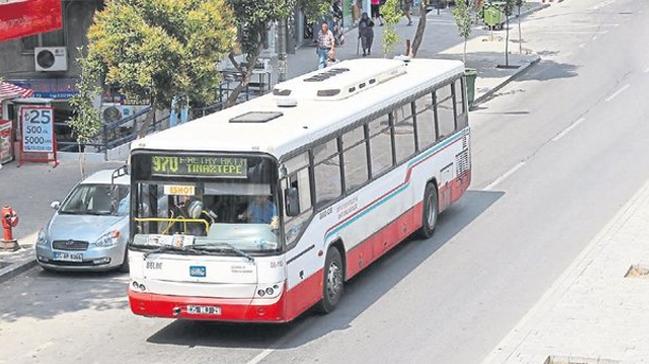 Eshot, İzmir'in otobüsünü 8 bim kilometre uzaklıktaki Gana'da gösteriyor