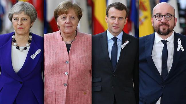 Avrupa 'lider' krizi yaşıyor