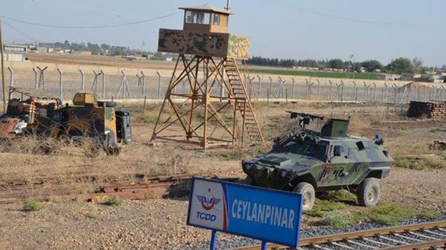 Terör örgütü PKK/PYD'nin Rasulayn'da kazdığı tüneller başına çöktü