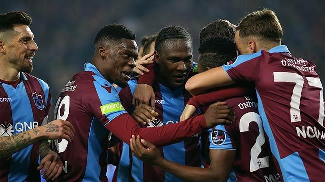 Trabzonspor, Beşiktaş'ı Rodallega ve Ekuban ile vuracak