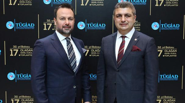 Türkiye'nin genç işadamları yeni başkanını seçti: Derneğin yeni başkanı Anıl Alirıza Şohoğlu oldu