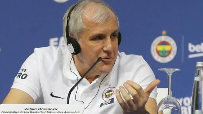 Obradovic'ten CSKA değerlendirmesi