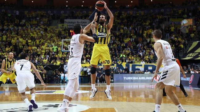 Fenerbahçe Beko'dan müthiş galibiyet!