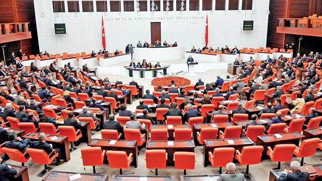 Meclis yeni yılın ilk mesaisine başlıyor