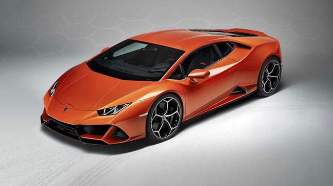 Yeni Lamborghini Huracan Evo ortaya çıktı