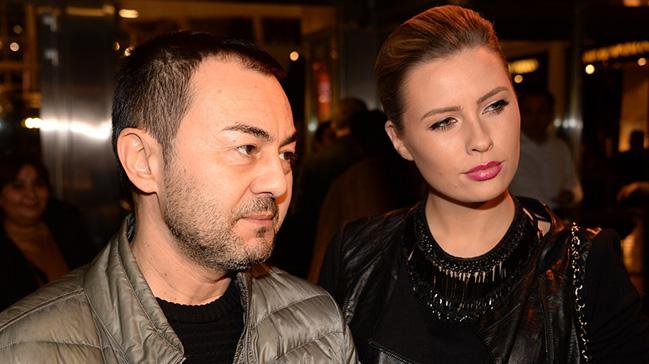 Serdar Ortaç'ın eşi Chloe Türkiye'ye döndü