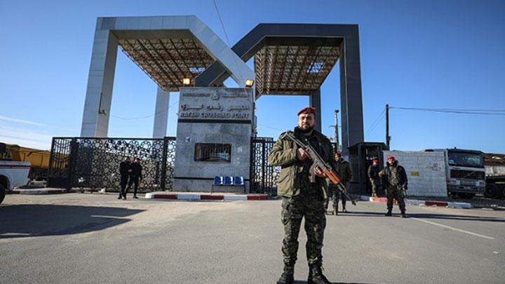 Filistin yönetiminin Refah Sınır Kapısı'ndan çekilmesi