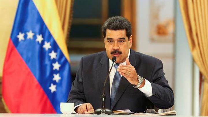 Maduro: Lima Grubu'nun bütün ülkelerine diplomatik bir protesto notası verildi