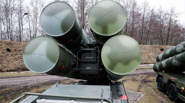 S-400'lerin atış denemesi başarıyla gerçekleştirildi