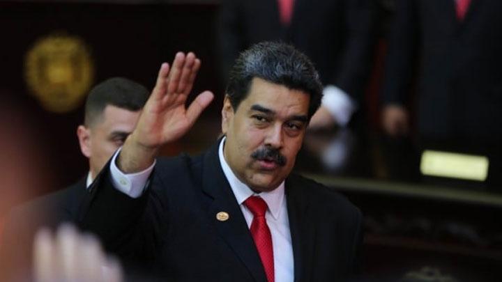 Maduro onu görünce böyle selam verdi: 'Selamünaleyküm'