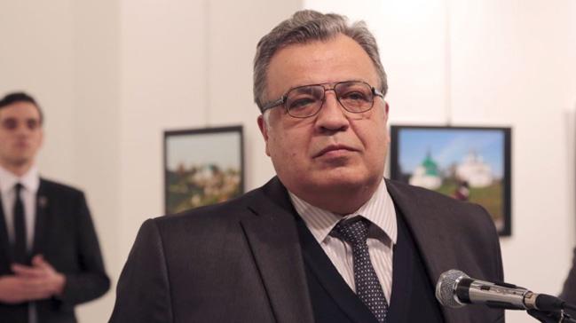Rusya'dan Karlov suikastı açıklaması: Tüm suçlular cezalandırılsın
