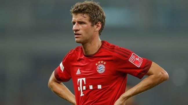UEFA'dan Thomas Müller'e iki maç ceza
