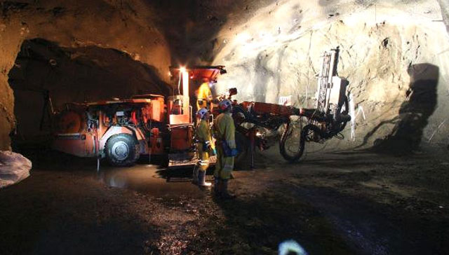 Türkiyenin en büyük yeraltı metal madeni 2022'de kapanıyor