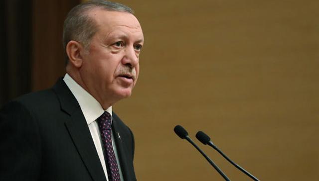 Başkan Erdoğan: Partinin başındaki zatın yalanlarını finanse etmek için ortak bütçe oluşturmuşlar