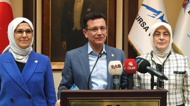 TBMM Göç ve Uyum Alt Komisyonu Başkanı Uslu: 200 bin Suriyeli ülkesine döndü