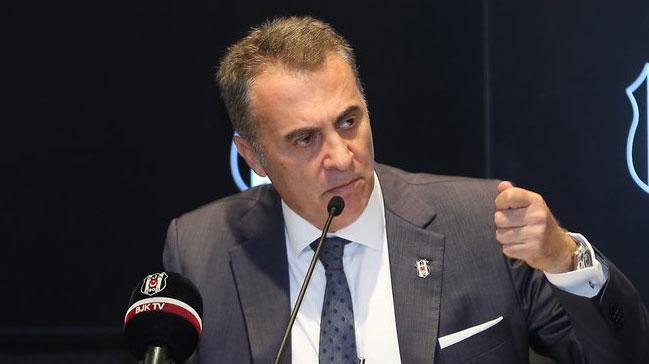 Beşiktaş'tan KAP'a açıklama