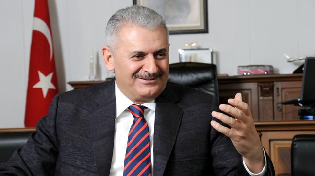 TBMM Başkanı Yıldırım İstanbul'da çeşitli ziyaretlerde bulundu